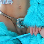 Patty Cake Nude Trimmed Pussy Snow - Picture 9