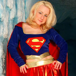 supergirl here to save your boner PICTURE 1