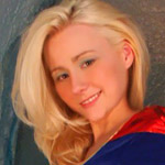 supergirl here to save your boner PICTURE 2