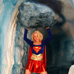 supergirl here to save your boner PICTURE 10